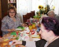 Zajęcia terapeutyczne - przygotowania do świąt