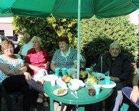 Piknik w Domu Pomocy Społecznej nr 1