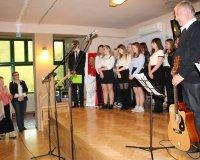 Koncert z okazji Święta niepodległości w wykonaniu młodzieży z CKZiU