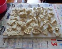 Figurki z masy solnej w wykonaniu naszych mieszkańców
