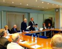 Obrady Rady Seniorów Miasta Sosnowca