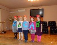 Przedszkolaki z Akademii Kolorowych Podróży
