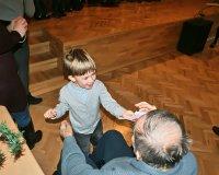 Dzień Babci i Dziadka z dziećmi z Przedszkola nr 56 w Sosnowcu