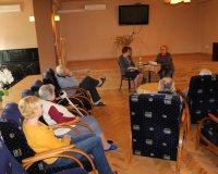 Wspólne czytanie powieści Joanny Chmielewskiej