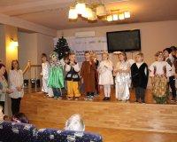 Jasełka w wykonaniu  dzieci z Przedszkola Miejskiego nr 5