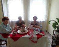 Zajęcia florystyczne i kulinarne