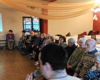 Występ uczniów Zespołu Szkół Specjalnych nr 7 w Katowicach