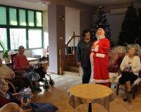 Odwiedziny św. Mikołaja