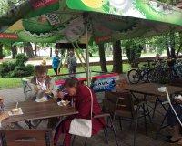 Mieszkańcy w Goczałkowicach-Zdrój