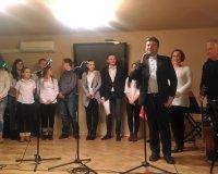 Koncert ks. Piotra Szczęsnego