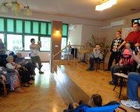 Przedstawienie teatralne Zespołu Szkół Specjalnych nr 7 w Katowicach