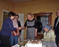102 urodziny Pani Anny
