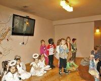 Przedstawienie jasełkowe dzieci z Przedszkola nr 56 w Sosnowcu