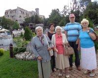Wycieczka do Parku Miniatur w Ogrodzieńcu