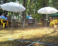 Kawiarenki w ogrodzie DPS nr 2