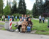 Dni Seniora w Parku Sieleckim