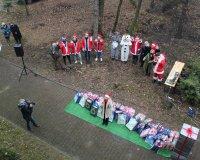 ,,Mikołaj dla Seniora czyli świąteczne obdarowywanie tych którzy już wszystko dali...