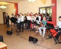 Koncert o miłości w wykonaniu młodzieży z CKZiU