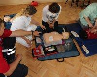 Warsztaty z pierwszej pomocy