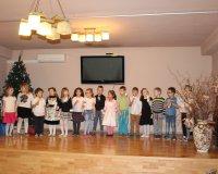 Wspólne kolędowanie z dziećmi i młodzieżą