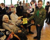 Wizyta uczniów ze Szkoły Podstawowej nr 15 w Sosnowcu